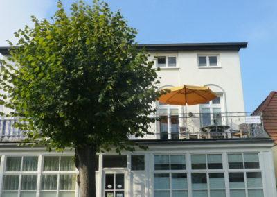 Das Haus Friedrich-Franz-Str. 28